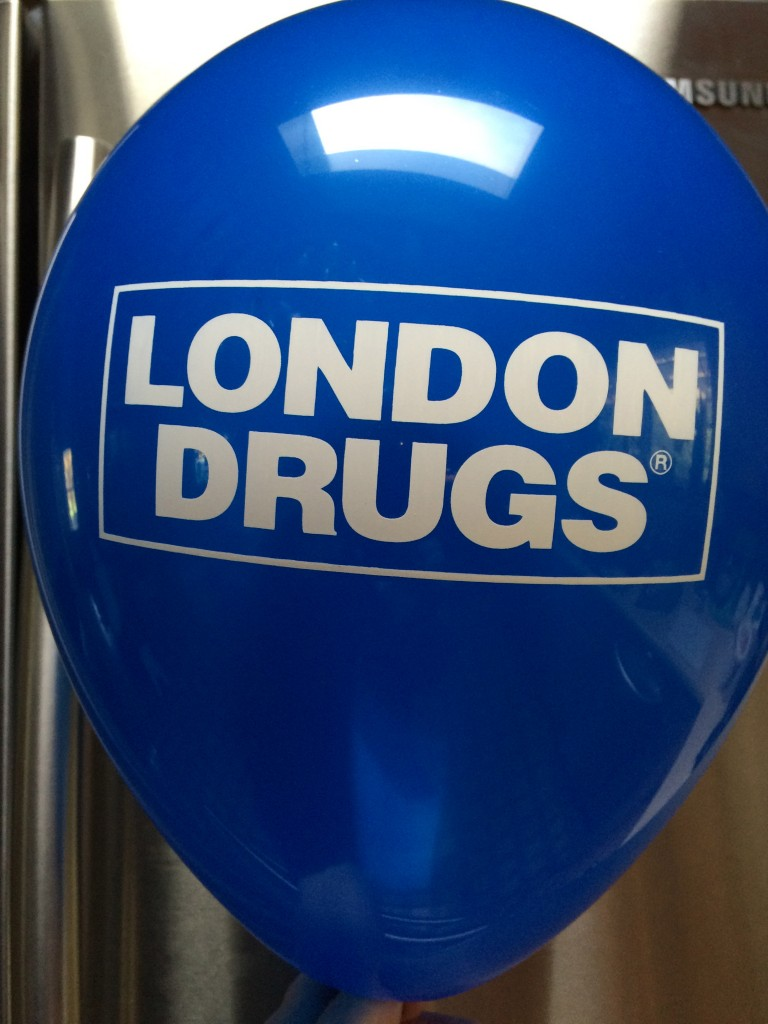 London Drugs Imprints