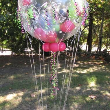 Flowering Birthday – Hot Air