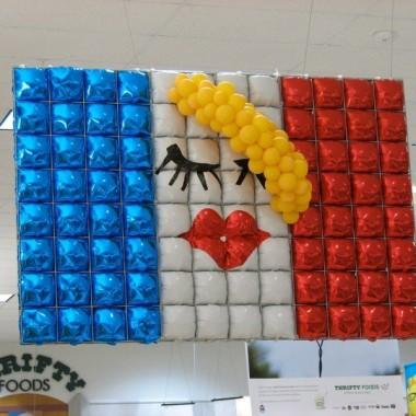 French Kiss Flag
