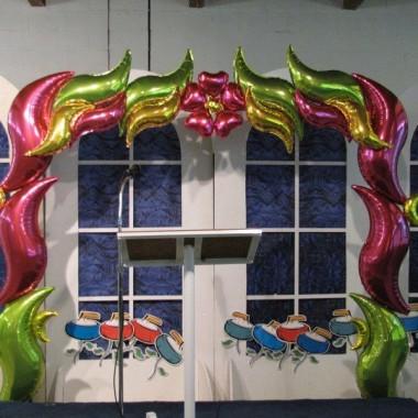 Foil Arch