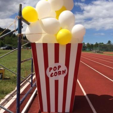 Diet Popcorn