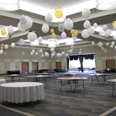 Prom two, conference centre