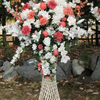Wedding Flower Stands