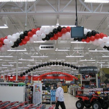 Canadian Tire Arches