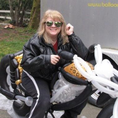 Balloon Harley