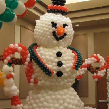 14 FT. Snowman