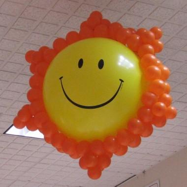 Happy Face Sunshine