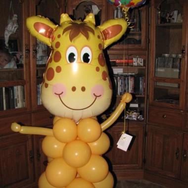 Giraffe Bouquet