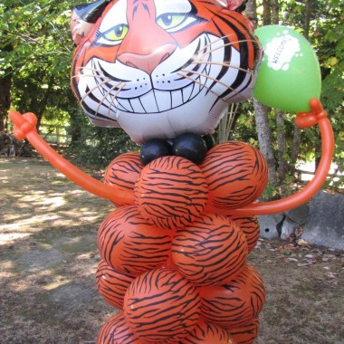 Tiger Bouquet