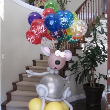 Giant Mouse Bouquet