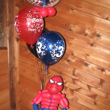 Spidy Bouquet