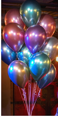Qualatex Chrome Balloons
