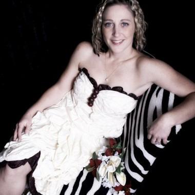 Jerine's Balloon Wedding Dress