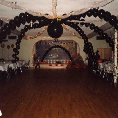 Spider Dance Floor