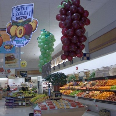 Thrifty's Grapes