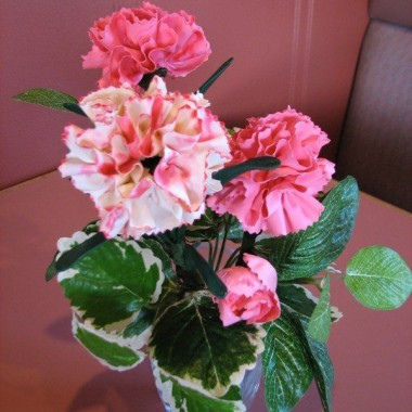 Carnations Centerpiece